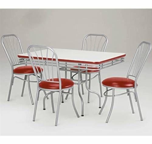 25 best ideas about retro kitchen tables on pinterest kitchen dinette sets vintage kitchen. Black Bedroom Furniture Sets. Home Design Ideas