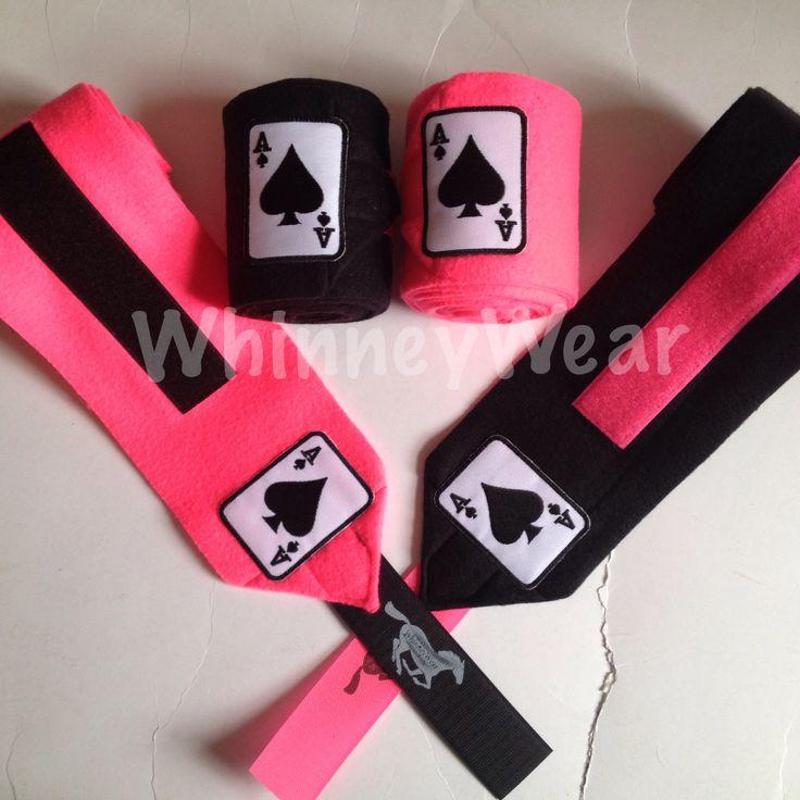 Ace card polo wraps by WhinneyWear   www.whinneywear.com