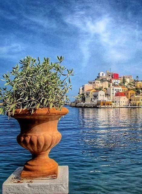 Kastelorizo island, Greece #greece #kastelorizo