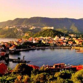 Amasra Bartın in Turkey