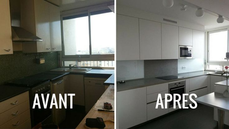 21 best images about avant apr s on pinterest renovation d offices and petite cuisine. Black Bedroom Furniture Sets. Home Design Ideas