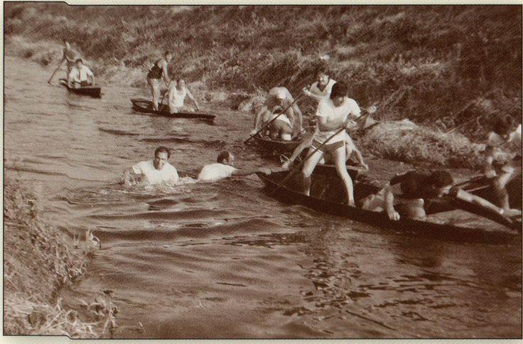 Il palio dei barchini - 1982