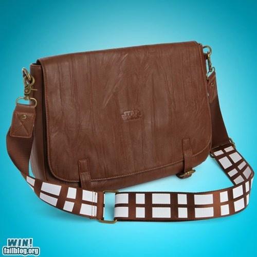 Chewie Messenger Bag