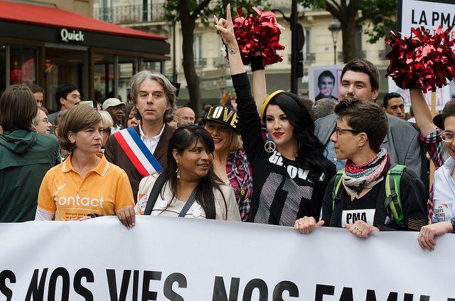 Tara McDonald Paris, Pride 2014
