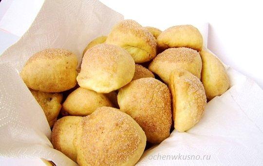 Быстрое печенье из трех ингредиентов