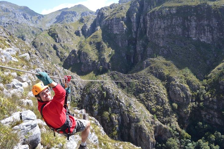 Cape Canopy Tour coming to #CapeTown soon