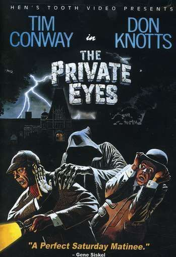 The Private Eyes by Tim Conway, Don Knotts, Trisha Noble, Bernard Fox, Grace Za
