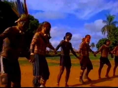 Sepultura e Índios Xavantes 1996 (CineMauro Produções)