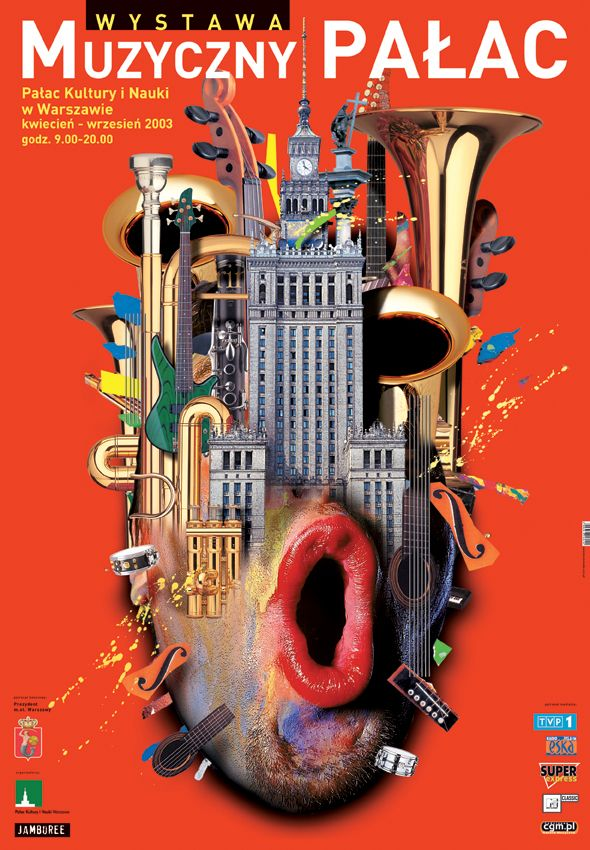 Wojciech Korkuć KOREK. Palace of Music '2002