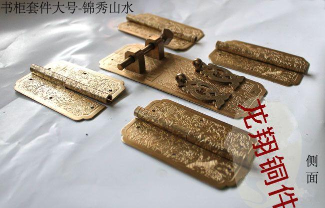 Keukenkasten handvaten keramische knoppen chinese antieke meubelen, Messing fittingen gebeeldhouwde boekenkasten 4 stks scharnier 1 paar handel in van handgrepen en knoppen op AliExpress.com | Alibaba Groep