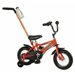 Schwinn 12-inch Steerable Bike
