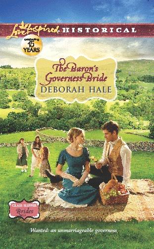 The Baron's Governess Bride: A Regency Cinderella story