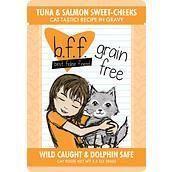 BFF Tuna & Salmon Sweet Cheeks 3 oz. Pouch