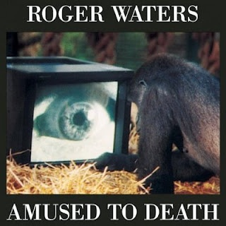 WELCOME TO THE WORLD: Roger Waters - The Pros & Cons of Hitch Hiking - Radio Kaos - Amused To Death