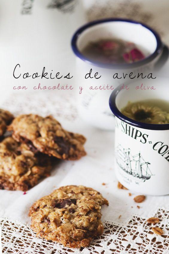 cookies… de avena
