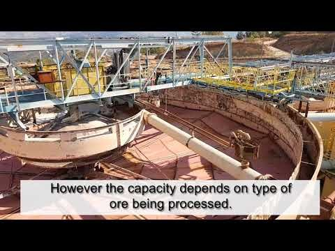5000 - 7500 TPD Gold and Silver Ore Processing and Recovery Plant