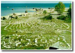 Labyrinths in Estonia