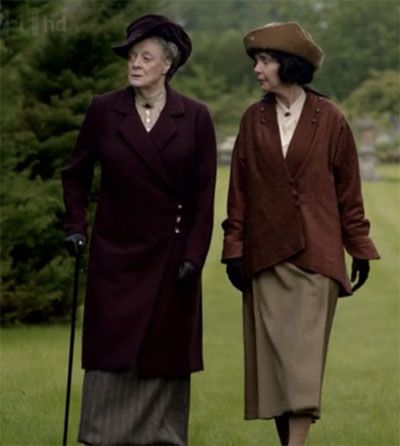 Countess Violet and Susan Flintshire