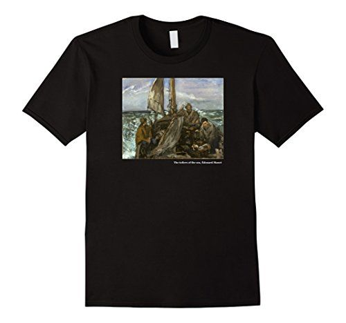 T-shirt  The Toilers Of The Sea by Edouard Manet  https://www.amazon.com/dp/B01MT8NS1M/ref=cm_sw_r_pi_dp_x_kDlGybE59B3A4