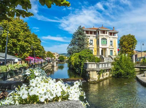 Visiter L'Isle sur la Sorgue - Venise provençale et capitale des antiquaires en Provence   Avignon et Provence