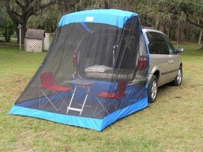 Perfect! Great for the quick overnight camp out . $125
