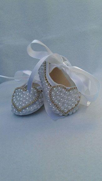 30527856a48 Sapatinho bailarina para bebê
