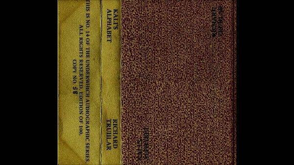 Truhlar - Kali II ( 1981 Experimental Abstract / Musique Concrete )