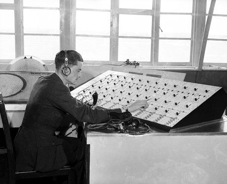 Although some rudimentary versions of something resembling a computer appeared before, the first one as we think of it today was created in 1941 by German engineer Konrad Zuse. The Z3 was destroyed in a bombing raid in Berlin in 1943 but Zuse helped rebuild his original machine in the 60s.