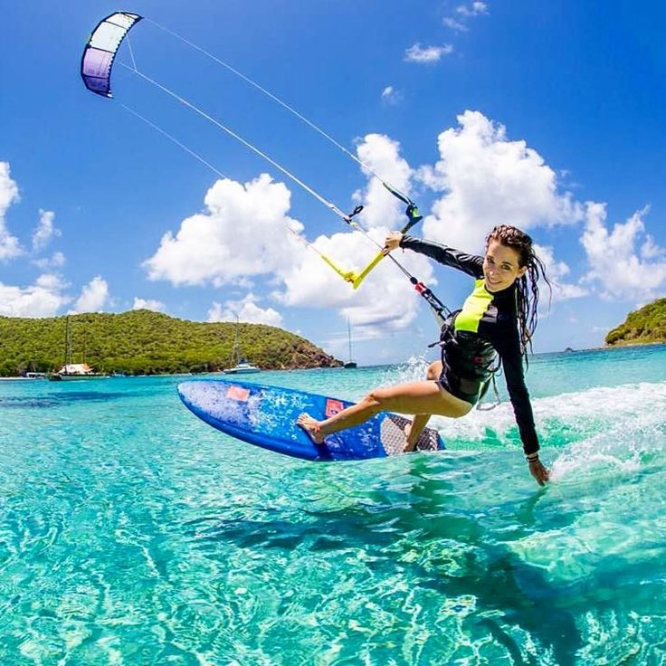 Experience Kitesurfing and no doubt fall more than I would like to.