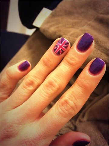 92 best olympic nail art images on pinterest sanat america and let the nail games begin nails magazine prinsesfo Image collections