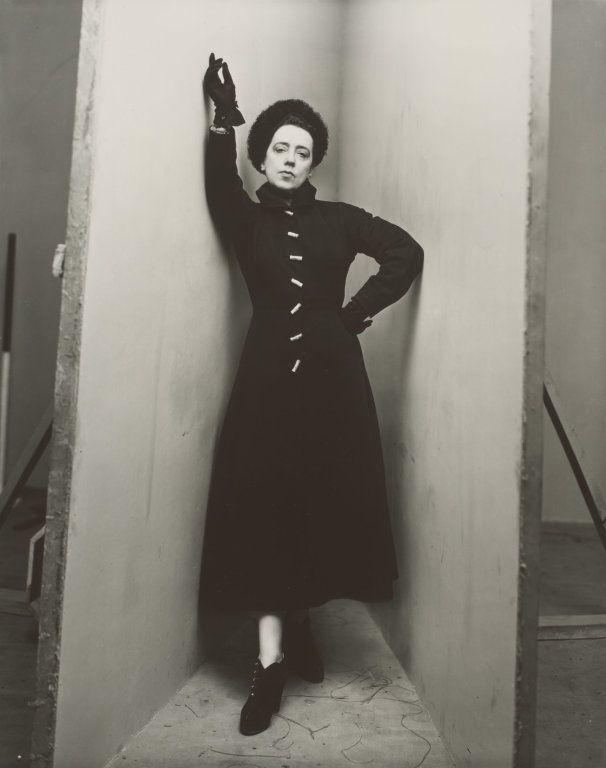 Irving Penn - Elsa Schiaparelli, New York | The Art Institute of Chicago