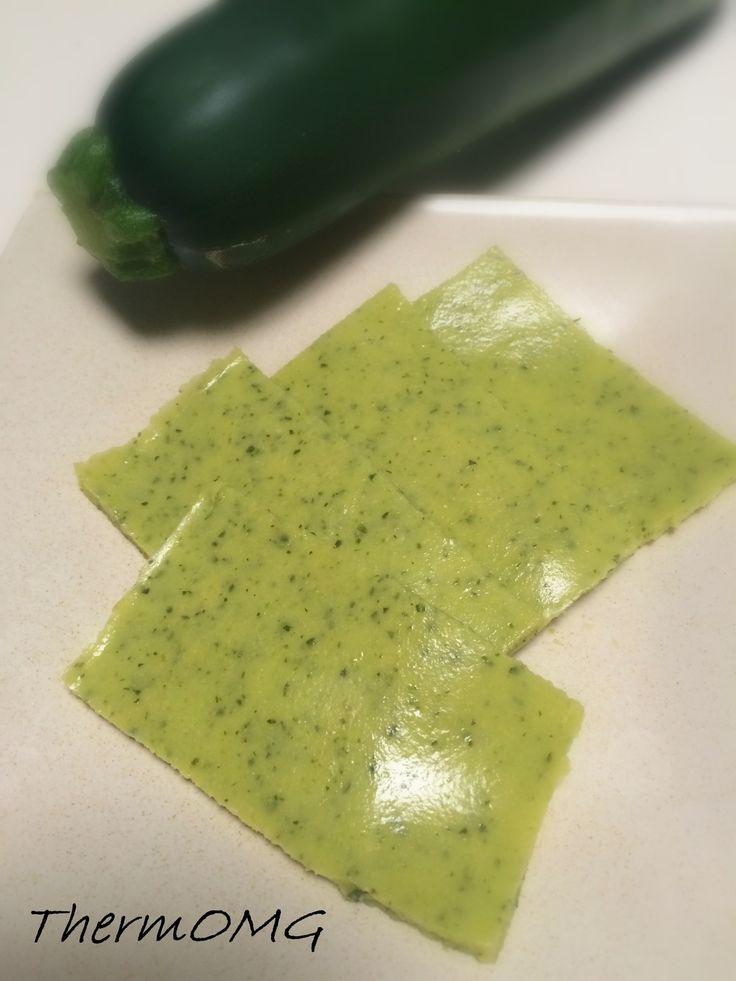 Zucchini Cheese (Dairy Free) — ThermOMG