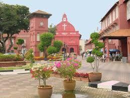 Malakka, przez wiele lat handlowe centrum Azji Południowo-Wschodniej