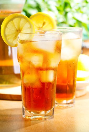 Top 5 Iced Tea Cocktails I made the Arnold Palmer this evening. Pretty good!