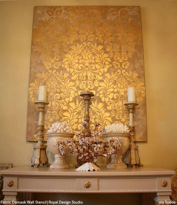 Do It Yourself Collections Diy Home Decor Ideas On A: Best 25+ Diy Stenciled Walls Ideas On Pinterest