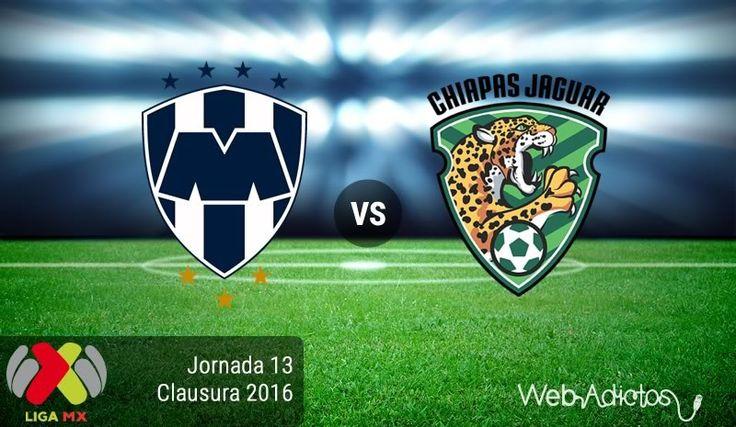 Monterrey vs Jaguares, J13 del Clausura 2016 ¡En vivo por internet! - https://webadictos.com/2016/04/09/monterrey-vs-jaguares-j13-clausura-2016/?utm_source=PN&utm_medium=Pinterest&utm_campaign=PN%2Bposts