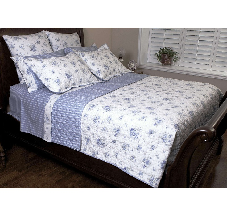 Buy Westex Ashley Comforter Set with Pillow Shams, Westex Sleep Specialist and Bedding Sets from The Shopping Channel, Canada's home shopping network - Online Shopping for Canadians #ilovetoshop