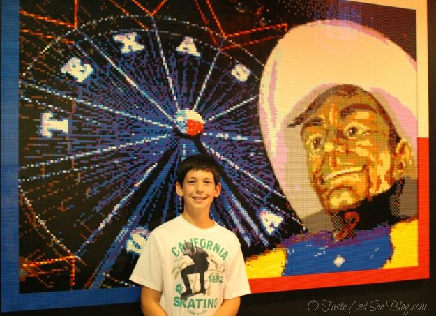 O Taste and See | LEGOLAND Discovery Center in Grapevine, TX