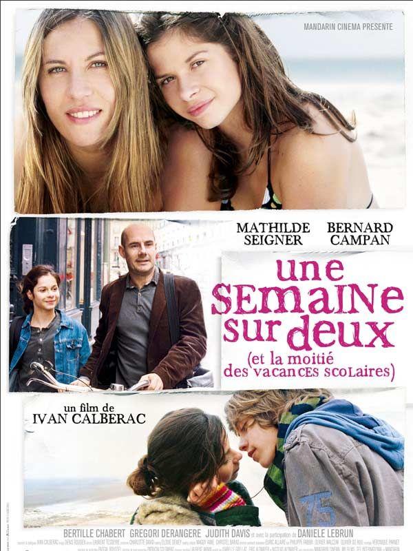 un film sur la résidence alternée, sur le divorce et l'après divorce et sur la co-parentalité, super film pour tout parent séparé