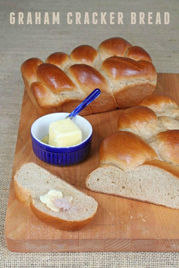 Graham Cracker Bread Recipe