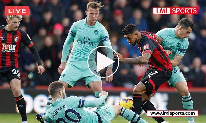 Arsenal vs Bournemouth LIVE! Reddit Soccer Streams   27 Feb