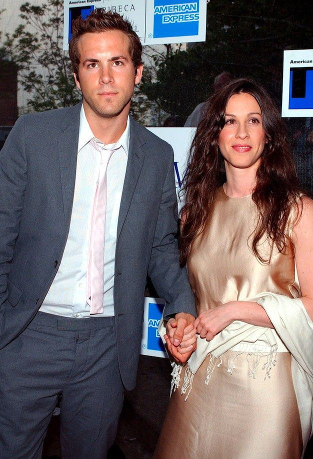 Couple Up: Alanis Morissette and Ryan Reynolds