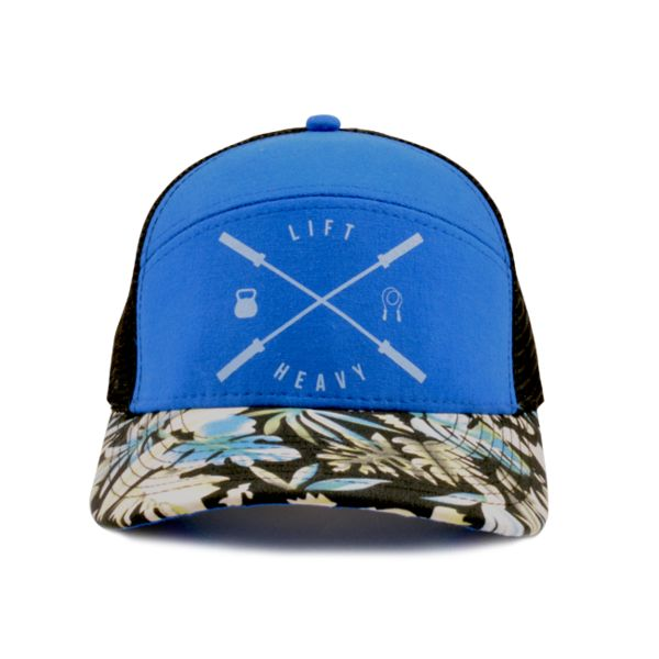 Unisex Beach Tropical Snapback Hat $39.95 CAD