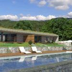 Condominios club de campo quebrada de los nogales, salta, argentin arquitectura moderna y sustentable