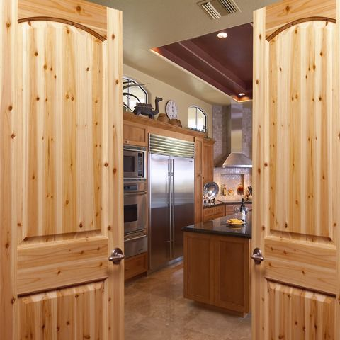 21 best house thoughts front door images on pinterest front entrances wood entry doors and for Prehung hickory interior doors