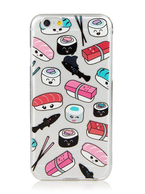 Skinnydip iPhone 6/6S Sushi Case