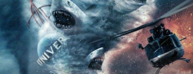 SyFy annonce un #Sharknado4 et c'est le public qui décidera si Tara Reid survivra à #Sharknado3. Spoilers