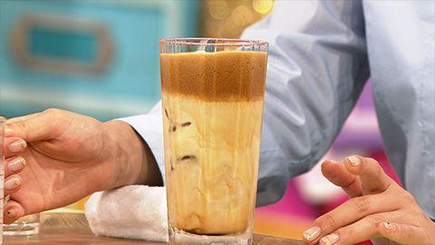ガッテン流 泡コーヒー