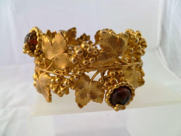Conclusions de bijoux Vintage lucite