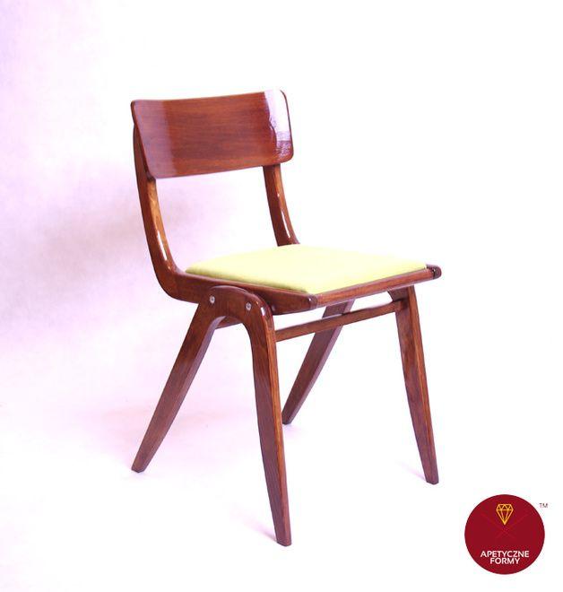 Krzesło Bumerang, Polska lata 50./60. - ApetyczneFormy - Meble